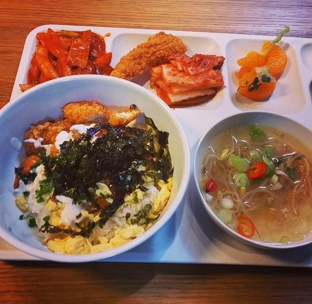 실제 YG 구내식당 밥 사진 모음