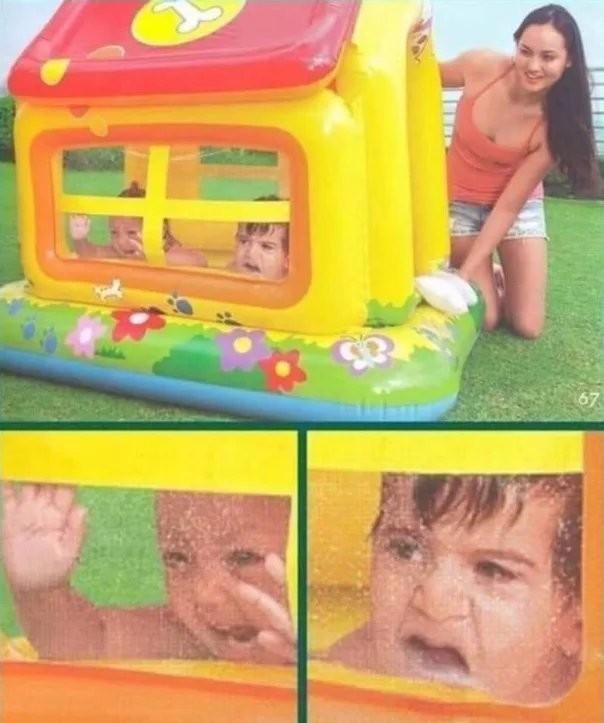 아이들을 위한 놀이터