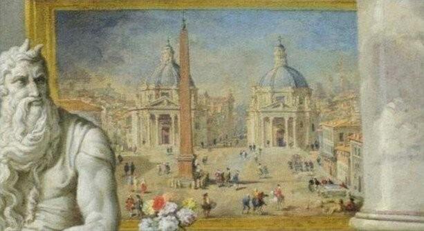 18세기 이탈리아 화가의 작품 수준
