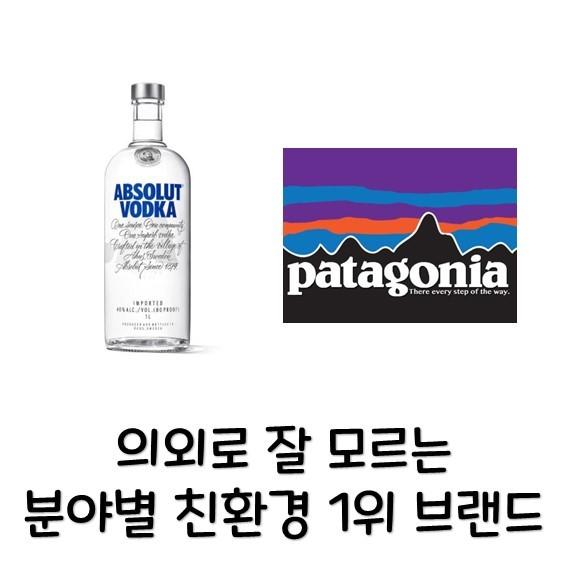 의외의 친환경 브랜드 모음(feat.엡솔루트)