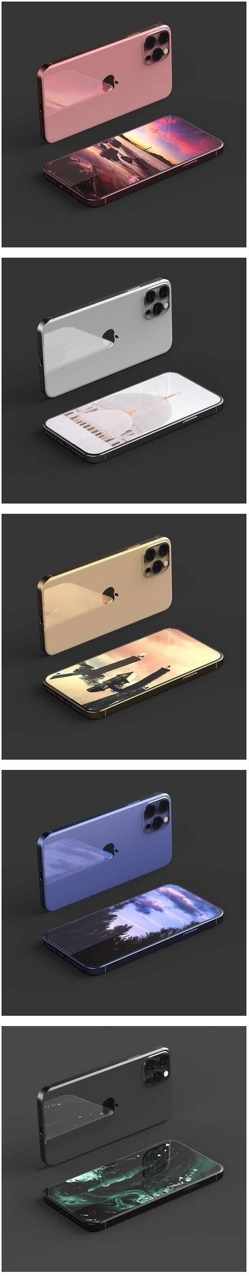 아이폰12pro 유출 사진